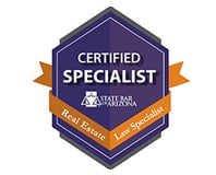 Certified Specialist Real Estate Logo